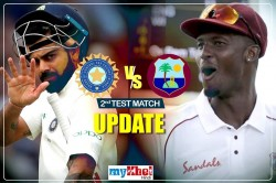 Ind Vs Wi 2nd Test Live Cricket Score Live Updates Live Results