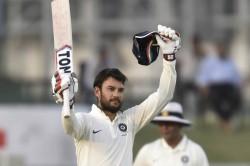 Sheldon Jackson Slams India Selectors For Ignoring Small State Cricketers