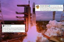 Chandrayaan 2 Cricket Fraternity Hailed Isro Scientists See Post