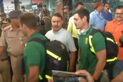 South Africa Team Arrives In Dharamshala Cricket Stadium For T 20 Match Opening Match
