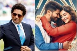 Sachin Tendulkar Praises The Zoya Factor Trailer Sonam Kapoor And Dulquer Salmaan Surprised