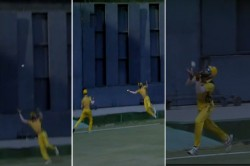 Bcci Share Video Of An Incredible Catch May Be The Most Insane Catch In Domestic Cricket Ever