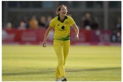 Megan Schutt Claims History Hat Trick In Australia S Odi Win