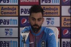 Virat Kohli Talks About Dhoni And His Retirement Ahead Of 1st T 20 Against South Africa