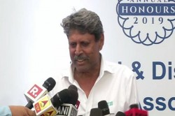 Kapil Dev Will Be First Chancellor Of Haryana Sports University