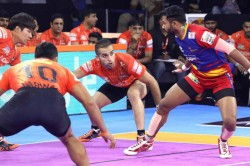 Pro Kabaddi League 2019 Match 95 Preview U Mumba Vs Up Yoddha