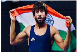 World Wrestling Championships Bajrang Punia Wins Broze Medal