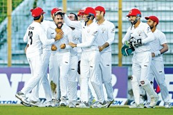 Afghanistan Made Many Records In Test India Was Able To Do So After 30 Matches