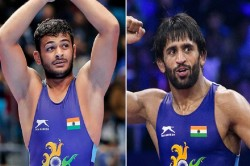 Deepak Punia Becomes The World S Number One Wrestler