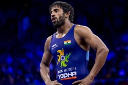 World Wrestling Championship Bajrang Punia Lost In The Semi Finals