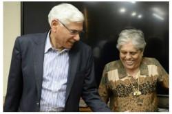 Split Between Coa S Chief Vinod Rai And Diana Edulji Wide Open On Bcci Election