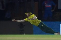Ind Vs Sa 3rd T20 David Miller Equals Shoaib Malik World Record For Most T20i Catches
