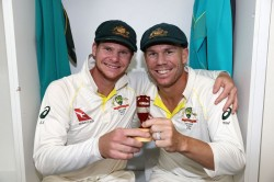 In Ashes Series Steve Smith Hit More Boundaries But Warner Not Make Runs As Many