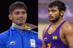 World Wrestling Championship Deepak Punia Qualifies For Tokyo Olympics 2020 Rahul Advances Semis