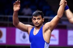 World Wrestling Championship Deepak Punia Advances To Finals Can Create History