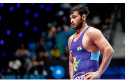 World Wrestling Championships Deepak Punia Pulls Out Of Final Due To Injury
