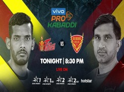Pro Kabaddi League 2019 Dabang Delhi Vstelugu Titans Match Preview