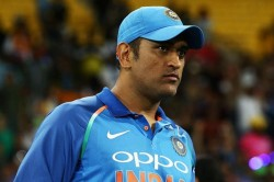 Will Dhoni Announce His Retirement At 7 Pm Speculation Intensified On Social Media
