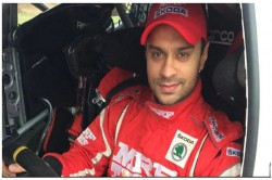 National Rally Championship Three People Died Under Driver Gaurav Gill S Car