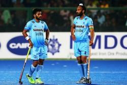 India Vs Spain Harmanpreet Singh Brace Guides India Thrash Spain 6 1 In 2nd Game