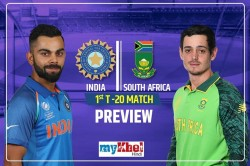 India Vs South Africa Dharamshala Stadium 1st T20 Match Match Preview