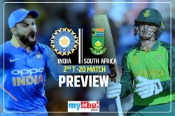 India Vs South Africa 2nd T20i Match Preview