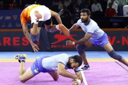 The Match Between Puneri Paltan And Tamil Ended On A Draw
