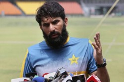 Why Pakistan S Batsmen Do Tuk Tu Misbah Ul Haq Gave A Funny Answer