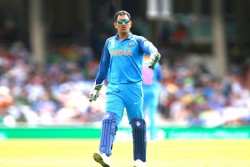 Not Rishabh Pant Ms Dhoni Absence Reason From Indian Team Is Injury Report Claims
