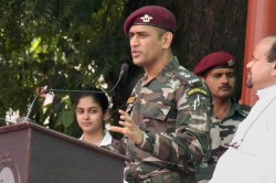 After Dhoni Now This Cricketer Will Be Seen Working With The Army
