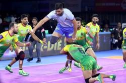 Pro Kabaddi League 2019 Patna Pirates Beat Tamil Thalaivas By 51