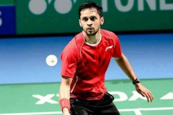 P Kashyap Only Indian To Advance In Korea Open Pv Sindhu Sai Praneeth Saina Nehwal Crassh Out