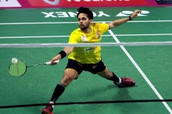 Korea Open Super 500 P Kashyap Advances To Quarter Finals Keeps India Hopes Alive