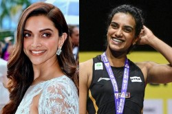 Pv Sindhu Wants To See Deepika Padukone In Her Biopic