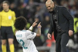 Real Madrid V Osasuna Zinedine Zidane Brushes Off Criticism As Real Madrid Look To Recovery