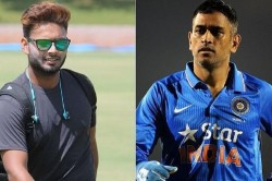 Rishabh Pant Says I Am Learning From Ms Dhoni