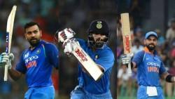 Icc T20 Rankings Rohit Sharma Only Indian In Top 10 Virat Kohli Shikhar Dhawan Inch Closer
