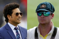 Watch Video Sachin Tendulkar Reveals Reason Behind Success Of Steve Smith In Ashes