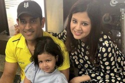 Now Wife Sakshi Tweeted This On The Speculation Of Dhoni S Retirement