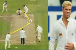 See Shane Warne S Ball In The Video Which Was Called Ball Of The Century