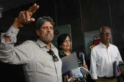 Shantha Rangaswamy Has Stepped Down From Kapil Dev Headed Cac