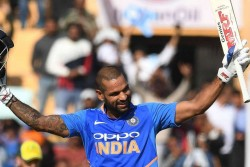 Shikhar Dhawan Dropped From Indian Test Squad Will Play For Delhi In Vijay Hazare Trophy