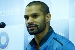 Shikhar Dhawan Gave Special Advice To Pakistan On Kashmir Issue