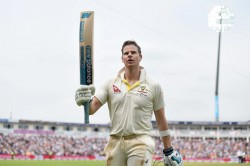Steve Smith Create History In Test Cricket After Hit Fifty In 5th Ashes Test