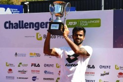 Sumit Nagal Wins Buenos Aires Challenge Trohpy To Achieve Career Best Atp Ranking Of