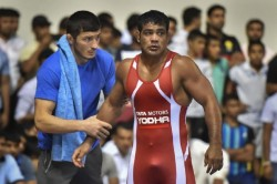 World Wrestling Championships Sushil Kumars Dream Of Tokyo Olympics Broken