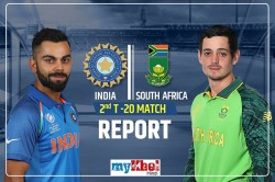 India Vs South Africa 2nd T20 Match Live Score Mohali Stadium