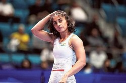 Vinesh Phogat Wins Bronze Medal In Wrestling World Championships