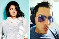 Yuvraj Singh Shares His Chikna Chamela Look Sania Mirza Trolls For His Double Chin
