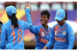 India W Vs South Africa W 5th Odi India Women Won By 5 Wickets Seals Series Win